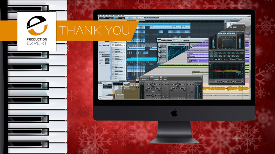 Happy Christmas And A Happy New Year From Everyone At Production Expert