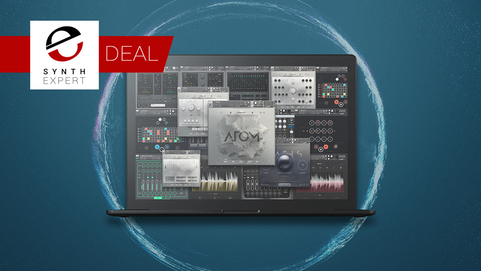 Audiomodern Offer 63% Off Their Complete Instrument Bundle until December 21st, 2017
