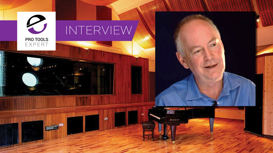 Interviews From The Archive - Michael Carnes from Exponential Audio
