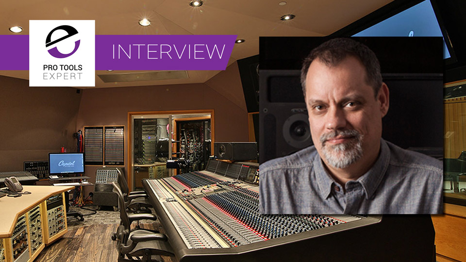 Interviews From The Archive - Steve Genewick On Music Production