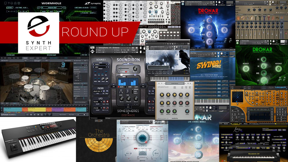 A Look At Some Of the Synth, Virtual Instrument And Software Releases Of 2017
