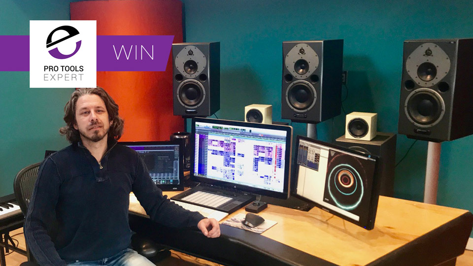 Maarten Hofmeijer Wins DNA Music Labs Hot Key Matrix Shortcut Control Surface For Pro Tools