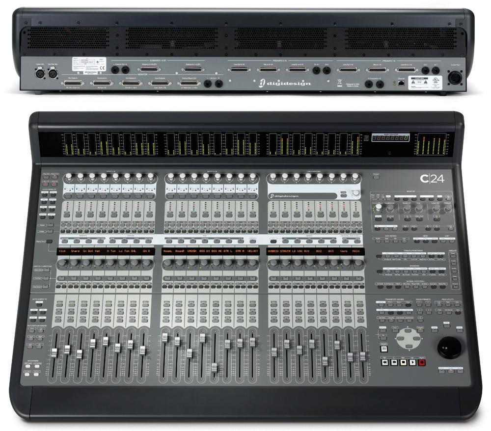 avid c24 pro tools control surface.jpg