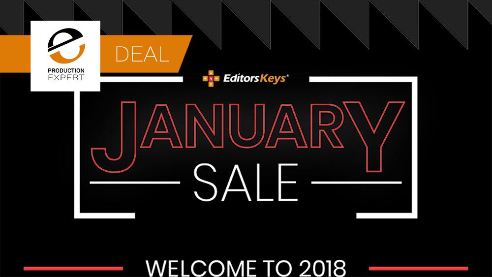 Editors Keys January Sale