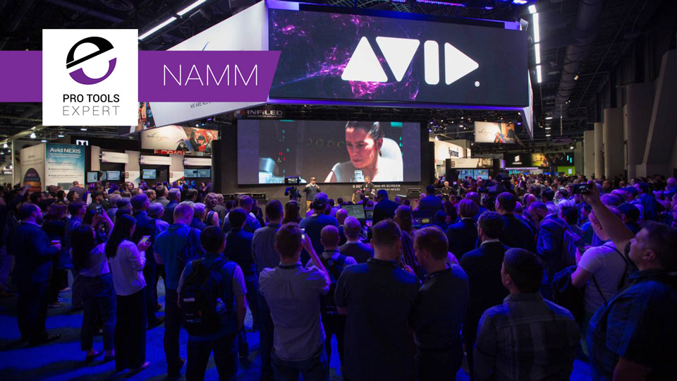Avid Announce Main Stage Program For NAMM 2018