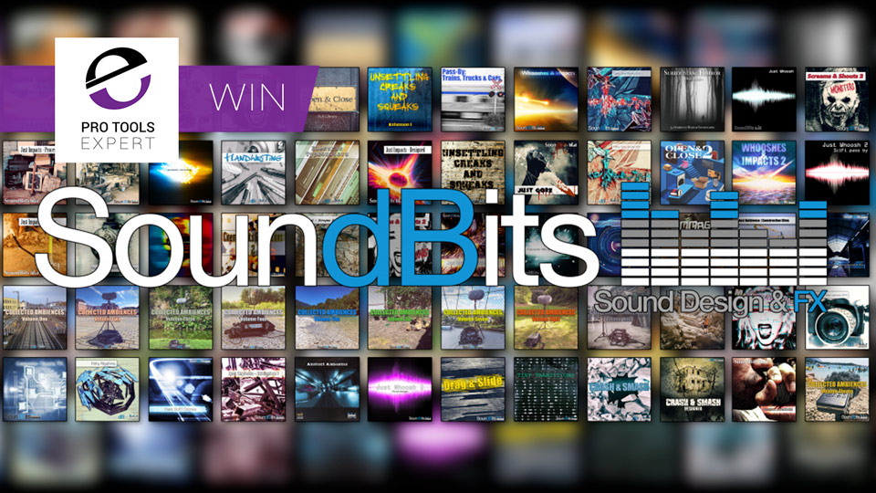 Win - All SoundBits Bundle - Every SoundBits Sound Effects Library Worth At Least $2,000