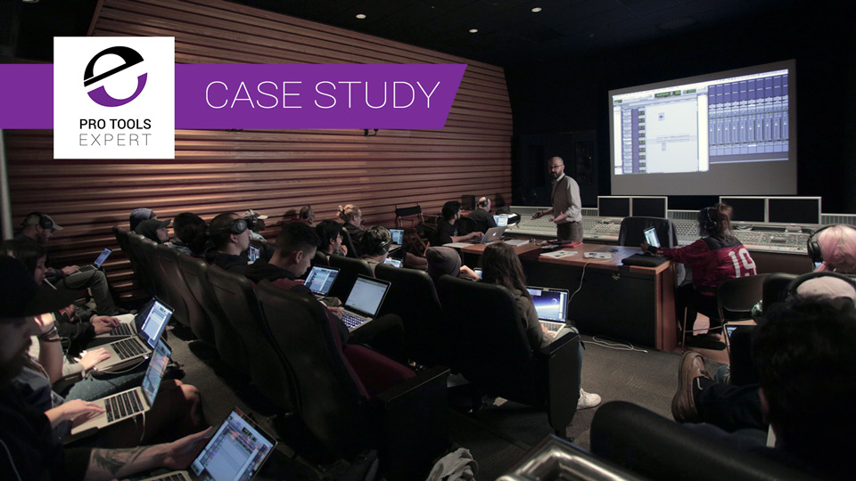 Case Study - LA Film School Students Rely On Soundly For