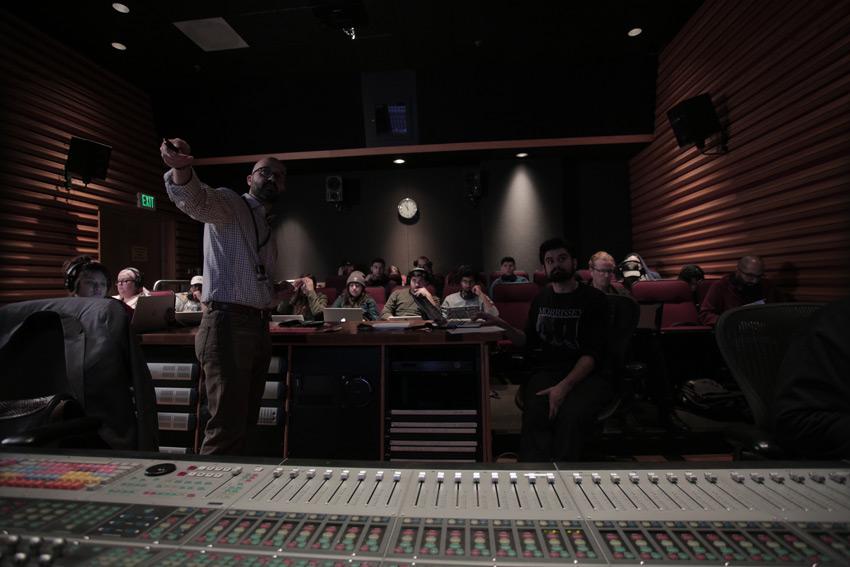 Soundly at The LA Film School