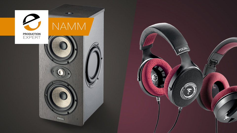 Focal Announce New Shape Twin Monitors And Pro Headphones