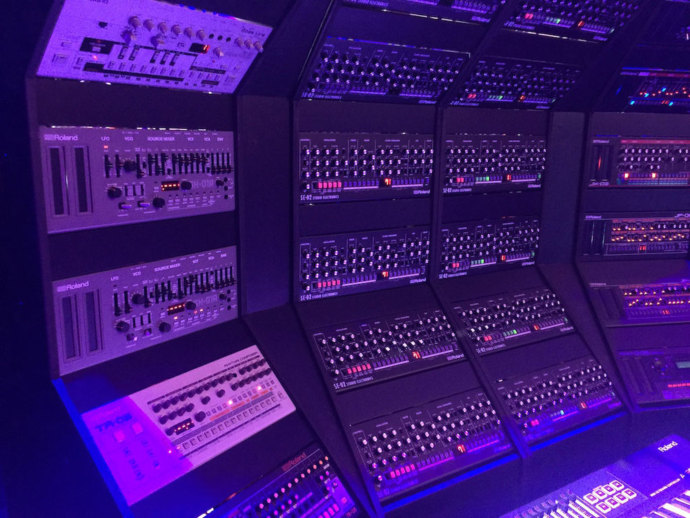 Roland Boutique Synths