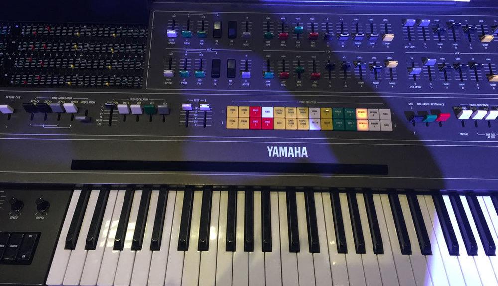 Vintage Yamaha CS-80