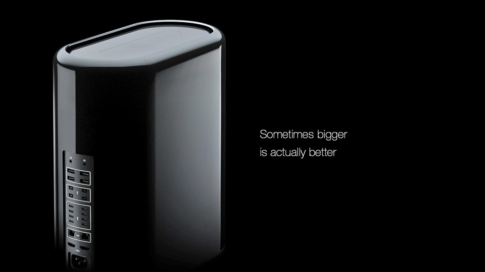 Mac Pro 2018 Sometimes Bigger Is Better Pascal Eggert