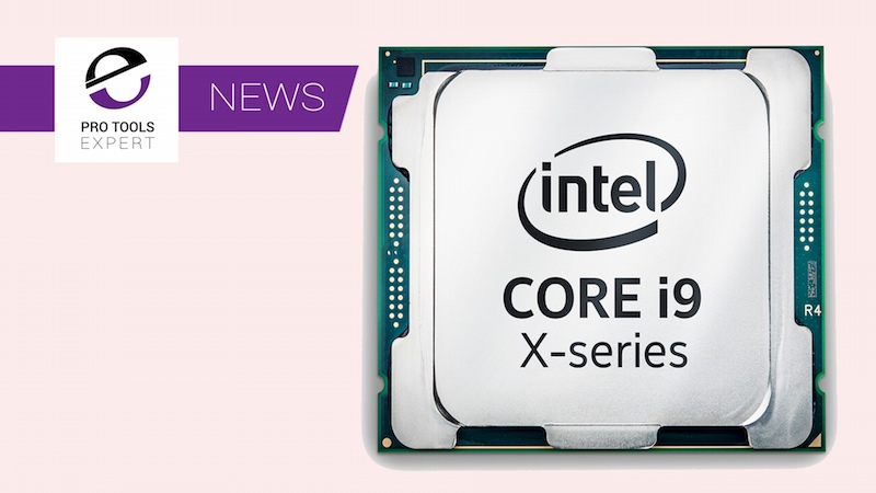 Intel i9 processors for the new Mac Pro 2018