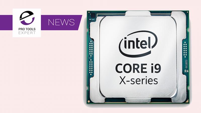 Intel i9 processors for the new Mac Pro 2018