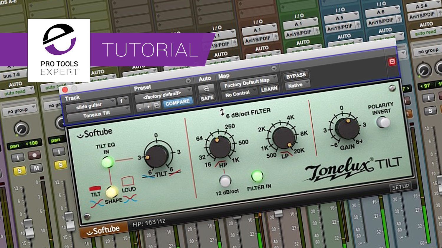 Tutorial - How To Quickly Achieve Track Separation Using The Tonelux