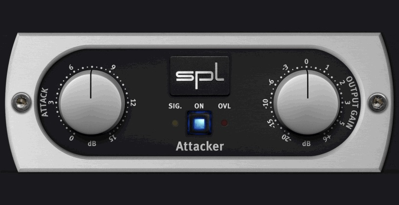 Plugin Alliance SPL Attacker