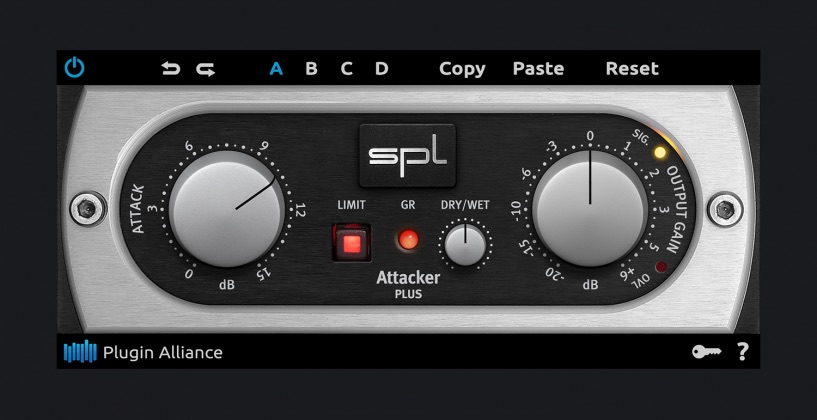 Plugin Alliance SPL Attacker Plus