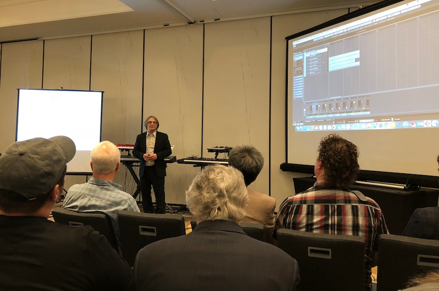 Athan Billias of Yamaha and the MIDI Association introduces the concept of MIDI-CI.