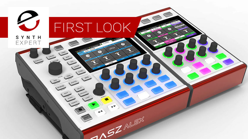 Dasz Alex Expandable Groove Synth