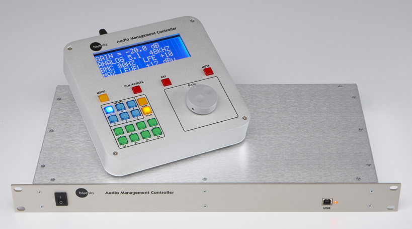 Blue Sky Audio Management Controller