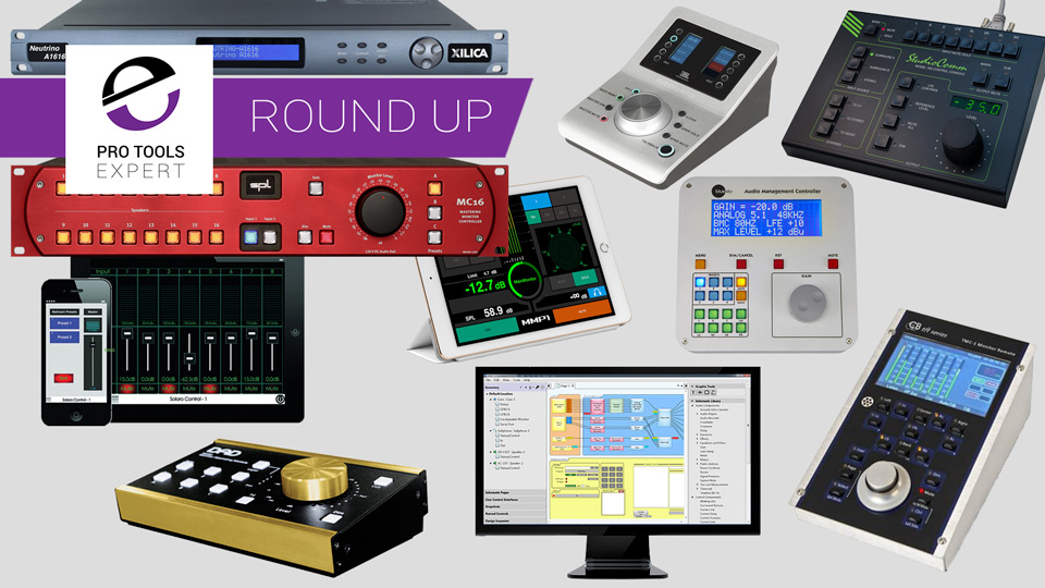 Round Up Of Monitor Controller Systems That Support Immersive Audio Formats Like 7.1 And Dolby Atmos