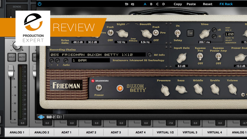 Our Top 10 List Of Guitar Amp Emulation Plug-Ins You Should