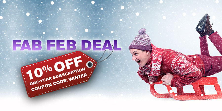 Save 10% On Avid One Year Subscriptions Until February 20th 2018