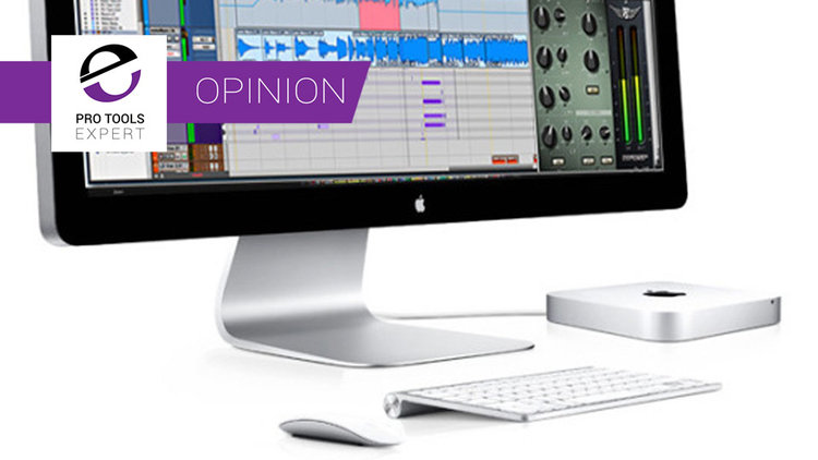 Pro Tools Building A Home Studio Why The Mac Mini May Be Worth A