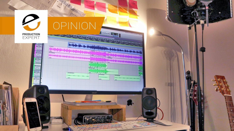 20 Benefits To Using Simple Recording Studio Setups   Production Expert