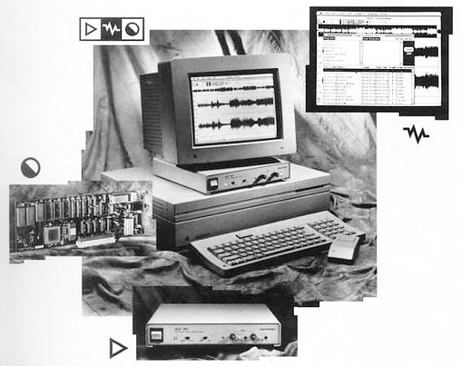 Digidesign Sound Tools
