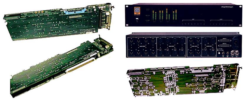 Pro Tools III Nubus System