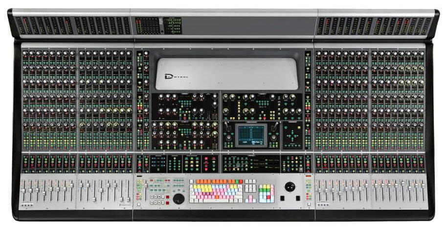 Digidesign Icon D-Control ES control surface