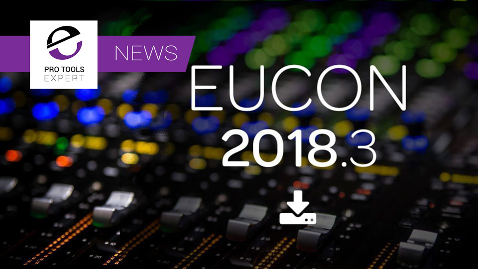 Avid Release Eucon 2018.3 With Unified Installer