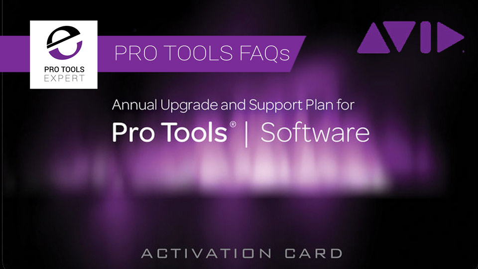 Pro Tools FAQs - Are We Paying More For Pro Tools Upgrades Since Avid Introduced Upgrade Plans?