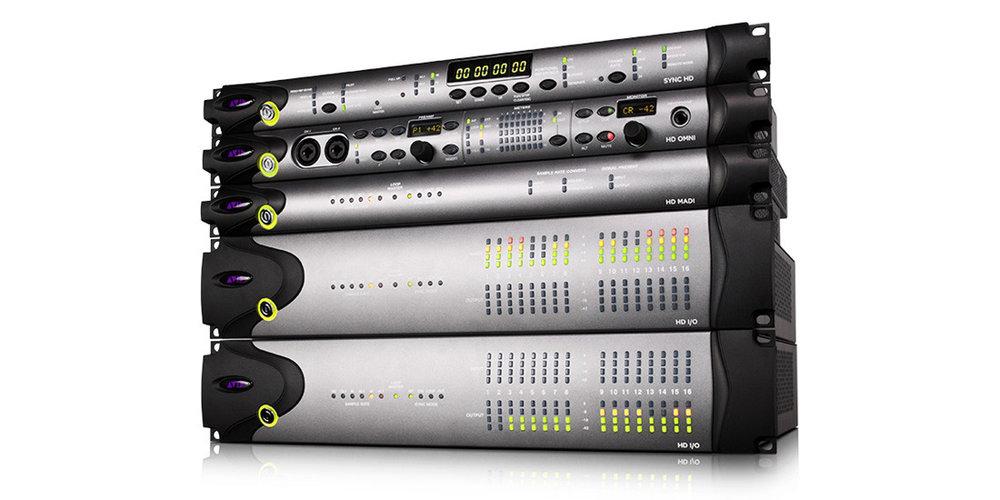 Avid Pro Tools HD Interface Family