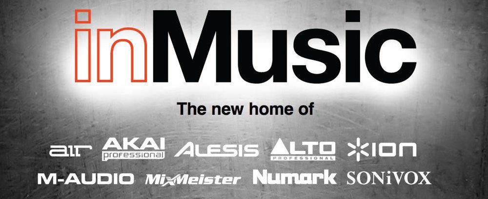 InMusic List of Brands
