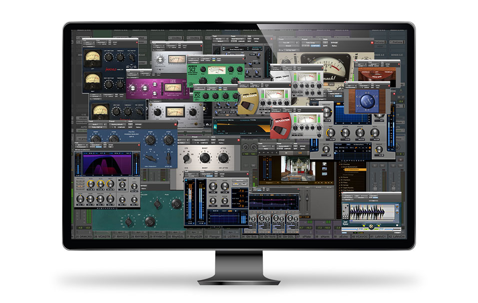 Avid Complete Plugin Bundle