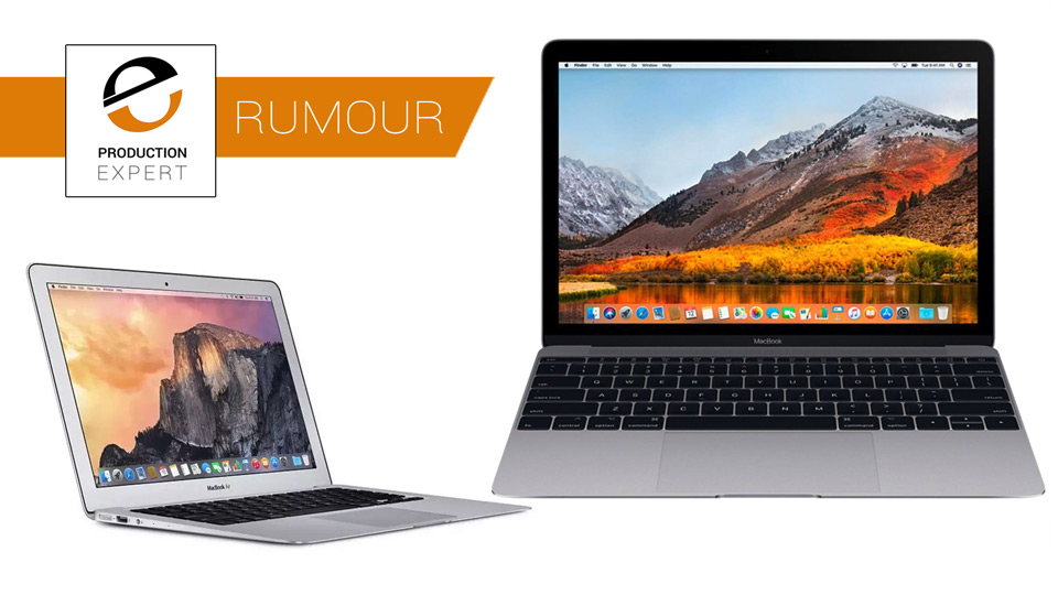 Rumour - Apple Will Release A New Low Cost MacBook or MacBook Air At Upcoming Education Event