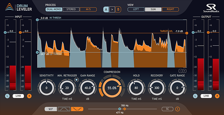 drum processing mixing plug-ins soundradix drum leveler.png