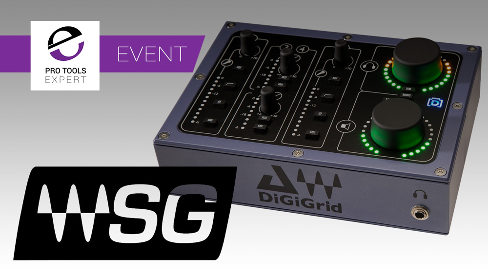Waves Soundgrid Event Banner