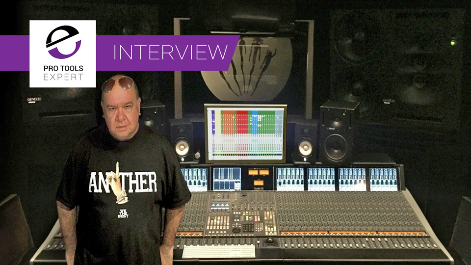 Interview - Producer And Mix Engineer Lu Diaz