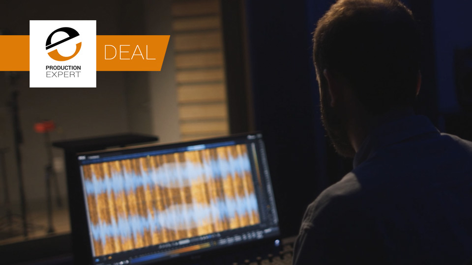 iZotope Offer Savings On All Versions Of RX 6 Until April 30th 2018