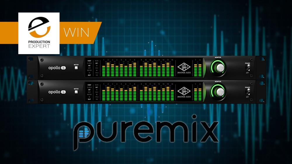 Puremix Apollo Win