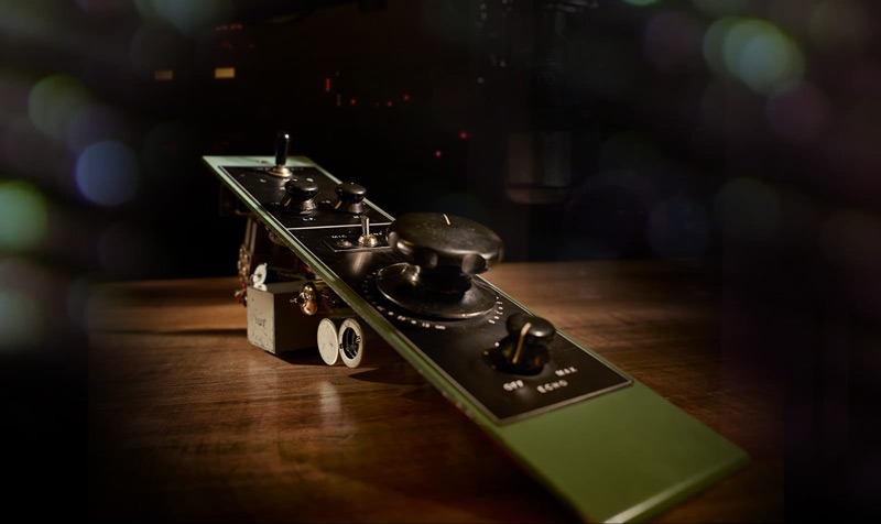 The tube-driven UA 610-A was used to record Neil Young, Ray Charles, and Jimi Hendrix, as well as Beach Boys' Pet Sounds and Van Halen's debut.