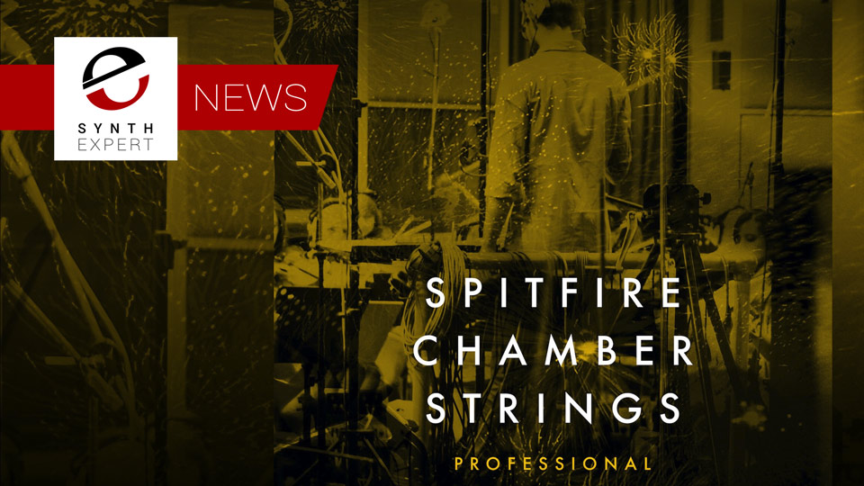 Spitfire Audio Release Chamber Strings Professional For The