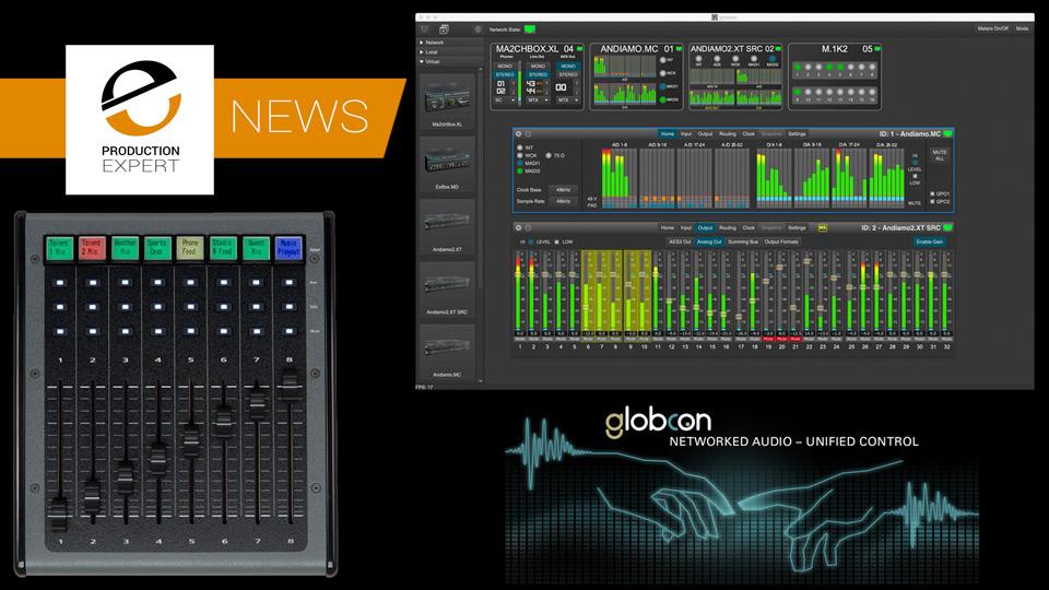 Aspen Media NAB 2018 Highlights - Globcon, DirectOut Technologies And JLCooper