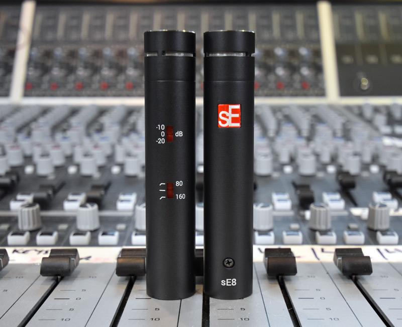 SE Microphones SE8