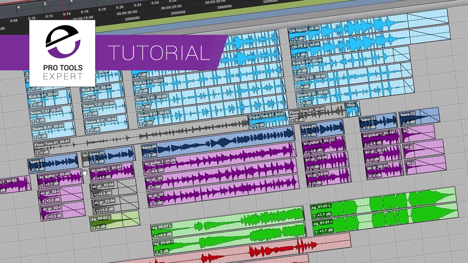 Tutorial - How To Print Tracks & Export Stems As Audio Files