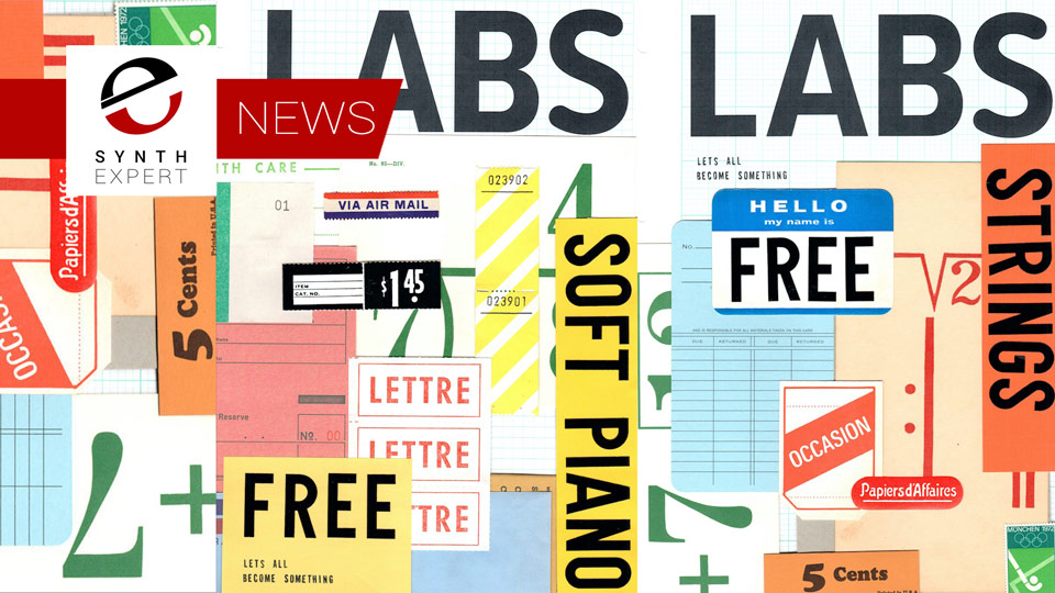 Spitfire Audio Launches LABS - A Series Of Free Instruments