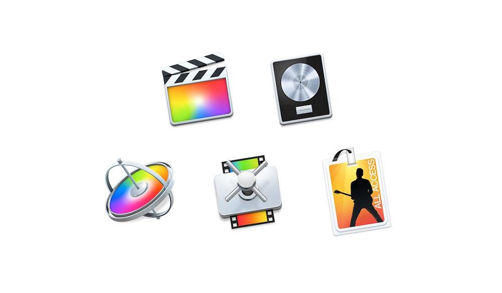 apple pro apps bundle